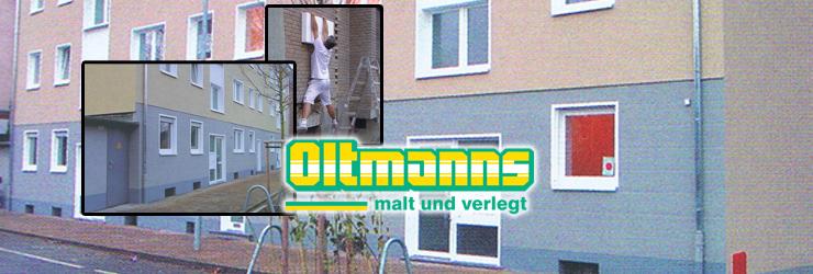 Oltmanns - malt und verlegt!